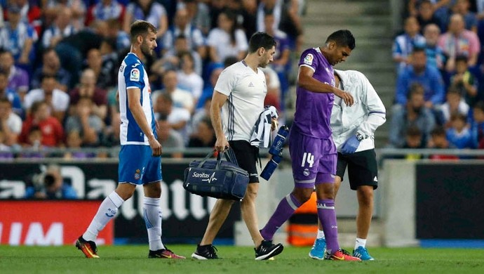 Casemiro Real Madrid (Foto: Divulgação / Real Madrid)