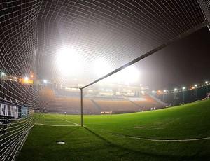 gol do Pacaembu jogo Corinthians x Santos (Foto: Marcos Ribolli / Globoesporte.com)