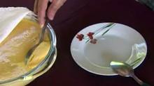 Aprenda a fazer um mousse de manga (Reprodução/RPC)