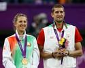 Azarenka descobre gravidez, se afasta do circuito e fica fora dos Jogos do Rio