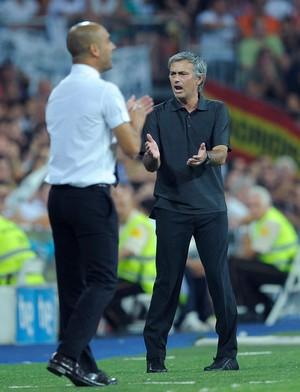 Mourinho afasta hipótese de disputa individual com Guardiola na Inglaterra 770c0af48e8a5