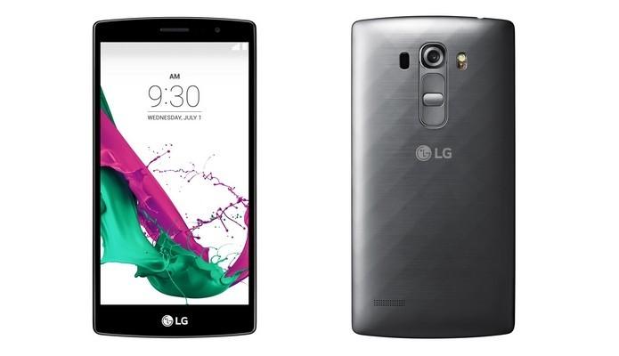 LG G4 Beat é um smartphone com preço intermediário da LG (Foto: Divulgação/LG)