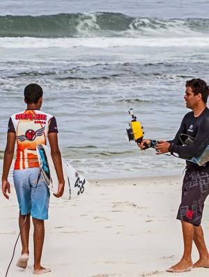 Derek Rebelo Bruno surfe (Foto: Divulgação)