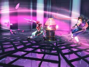 Cena do novo 'Strider' (Foto: Divulgação/Capcom)