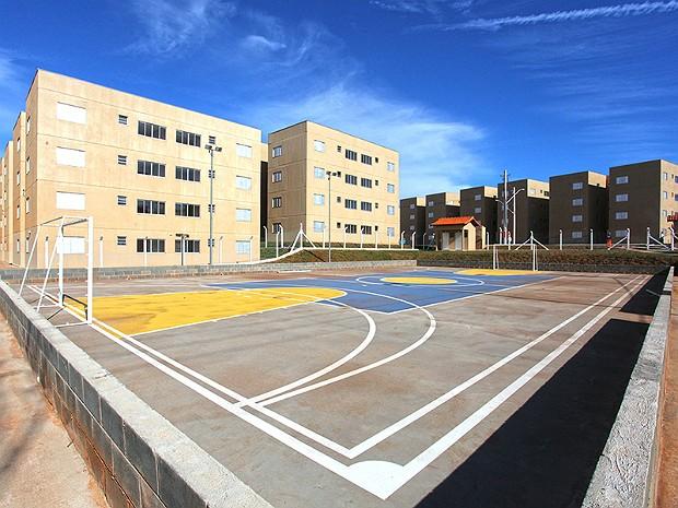 Habitação (Foto: Prefeitura de Uberlândia/Divulgação)