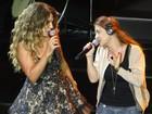 Da plateia ao palco: Elba Ramalho já fez surpresa para Janaína, da Bicho de Pé