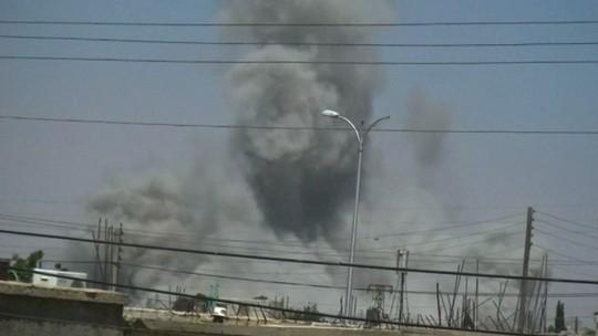 Rússia adverte Estados Unidos após derrubada de avião militar sírio