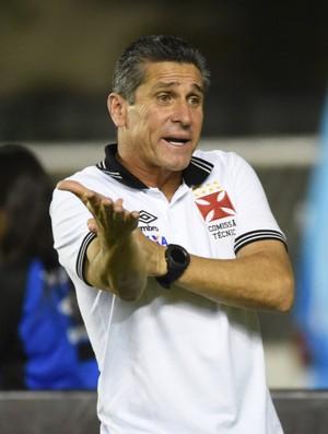Vasco VIla Nova São Januário Jorginho (Foto: André Durão/GloboEsporte.com)