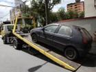 CET retira mais de 1 mil carros abandonados das ruas de Santos