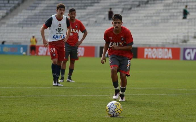 Giovanny Atlético-PR (Foto: Marco Oliveira/ Atlético-PR)