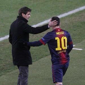 Messi enviou seus pesares via Facebook (Foto  Reprodução Facebook) 036e7157d5492