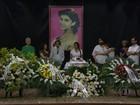 Marília Pêra é velada em sala de teatro batizada em sua homenagem