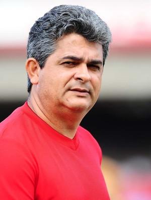 Ney Franco, São Paulo x Palmeiras (Foto: Marcos Ribolli)