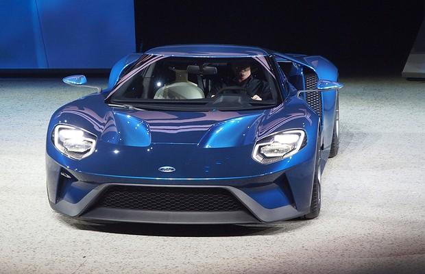Ford revela novo GT, que chega ao mercado em 2016