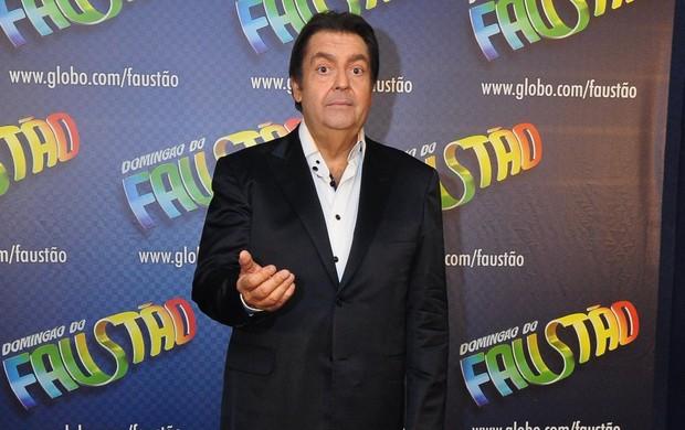 Faustão (Foto: Roberto Teixeira /EGO)