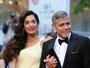 George Clooney fala pela primeira vez sobre ser pai: 'Será uma aventura'