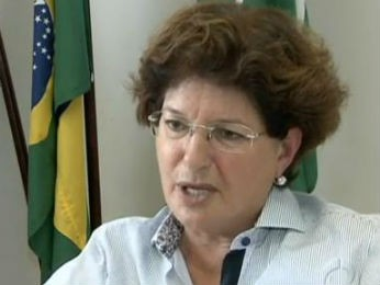 Beti Pavin (PSDB) (Foto: Reprodução / RPCTV)