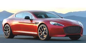 Aston Martin Rapide S (Foto: Divulgação)