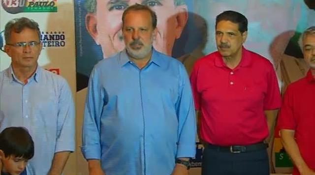 Armando Monteiro comenta a derrota nas eleições para o governo de Pernambuco