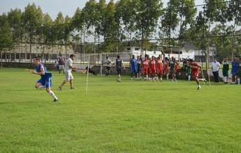 Elenco do Peixe tenta ganhar peso a menos de um mês para a Copa Verde