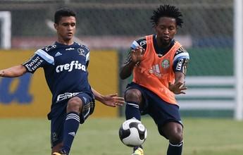 Zé Roberto e Arouca treinam e são relacionados no Palmeiras; veja lista