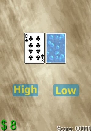 high or low
