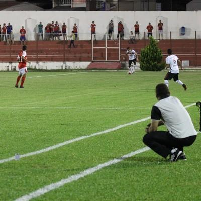 Fabinho Santos Joinville (Foto: Beto Lima/JEC.com.br)