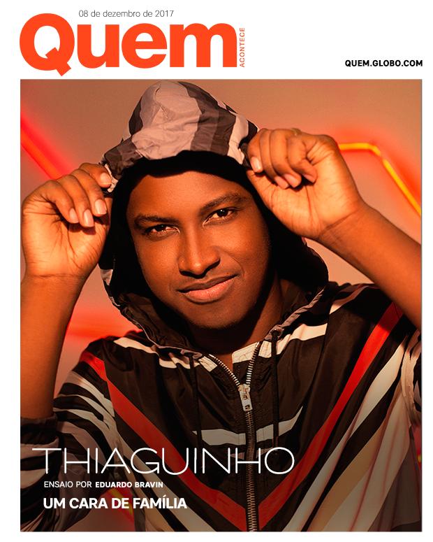 Thiaguinho Capa (Foto:  )