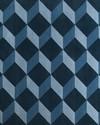 Tapetes da linha Concretista, com desenhos geométricos e fabricados com náilon Antron, Punto e Filo (Foto: Divulgação)