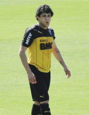 luan Atlético-MG (Foto: Gabriel Duarte)