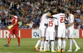 Após duas viradas, Emirados Árabes levam o terceiro lugar na Copa da Ásia