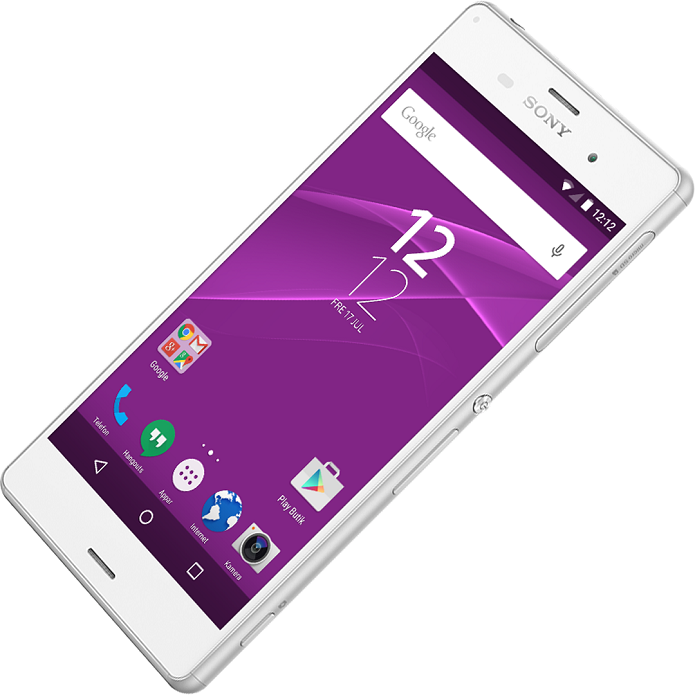 Sony está criando novo sistema operacional baseado no Android (Foto: Divulgação/Sony)
