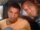 Dupla suspeita de roubar carro é presa em Vila Velha, ES