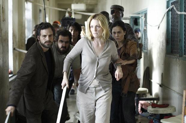 Cena do filme 'Ensaio Sobre a Cegueira' (Foto: Reprodução)