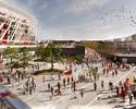 Roma apresenta projeto de novo estádio à prefeitura da cidade; veja as imagens