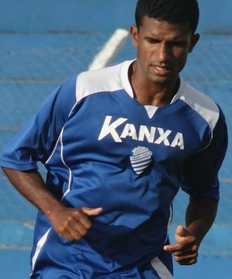 Alisson está cotado para ser titular no domingo, contra o Bahia (Foto: Henrique Pereira/ GloboEsporte.com)