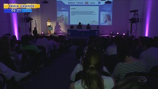 SC Que Dá Certo realiza painel em Itajaí