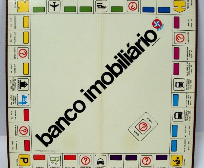 690Jogos de Tabuleiro Mistura com Rodaika Inspiração xadrez banco imobiliario detetive (Foto: Reprodução/Estrela)