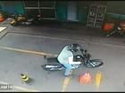 Ladrão agride frentista em assalto a posto em Bebedouro; veja vídeo