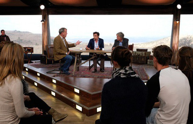 The Grand Tour (Foto: Twitter)