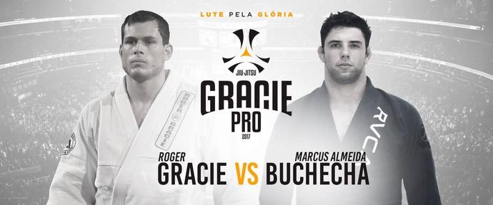 Gracie Pro Roger Gracie x Marcus Buchecha (Foto: Divulgação/Gracie Pro)