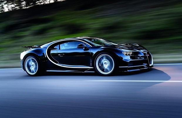 Bugatti Chiron (Foto: Bugatti)