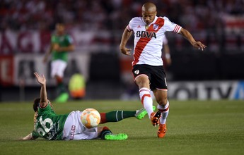 SporTV exibe Huracán x River Plate  na semi da Sul-Americana nesta quinta