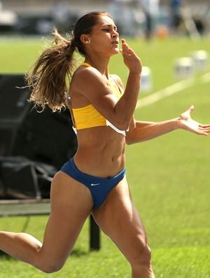 ana claudia lemos belém atletismo (Foto: Futura Press)