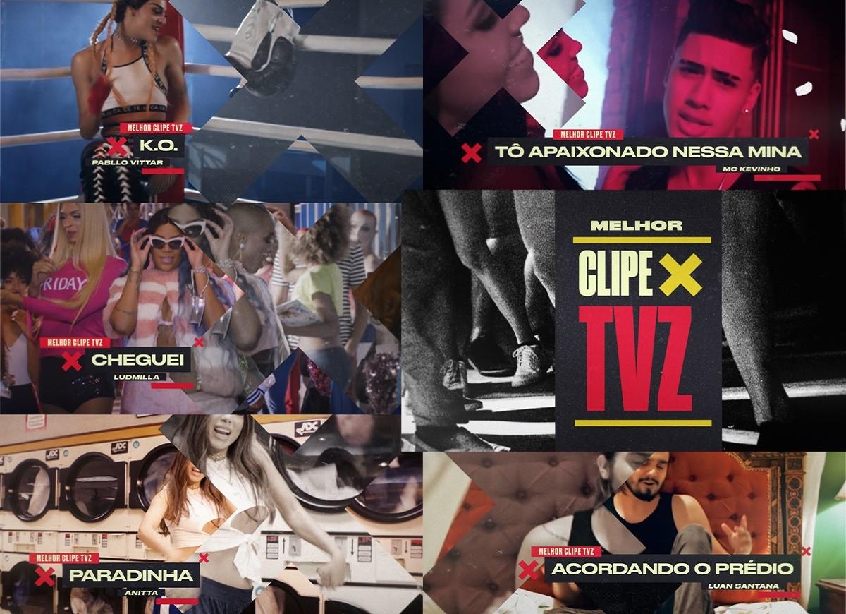Melhor Clipe TVZ vai ser escolhido pelo Twitter (Foto: Divulgao)