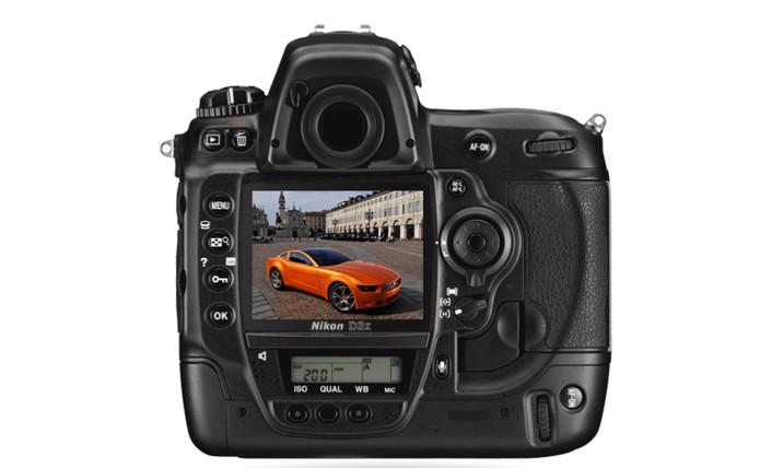 Nikon D3X oferece resolução de imagem em 24,5 megapixels (Foto: Divulgação/Nikon)