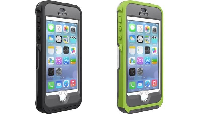 Otterbox Preserver Series transforma iPhone e Galaxy em smarts à prova dágua (Foto: Divulgação/Otterbox)