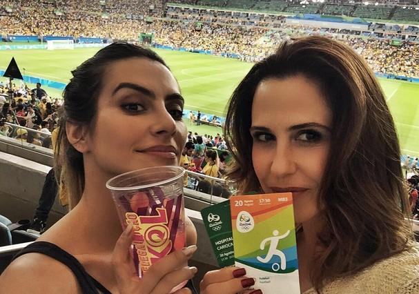 Cleo Pires e Guilhermina Guinle (Foto: Reprodução/Instagram)