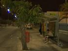 Polícia detém suspeitos de fazerem 'arrastão' em ponto de ônibus na PB