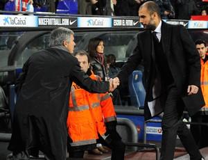 jose mourinho pep guardiola  (Foto: Getty Images)